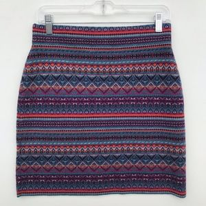 Krimson Klover Wool Pencil Skirt NWT #834